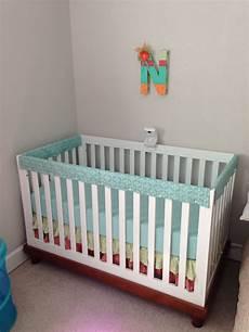filing cabinet crib rail protectors