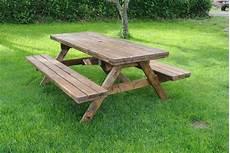 panchine in legno da giardino tavoli per l esterno in legno tavolo da giardino modello