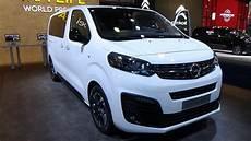 Opel Zafira 2019 by 2019 Opel Zafira Exterior And Interior Auto Show