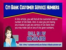Citibank Customer Care Number Citi Bank Customer Numbers