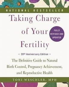 Toni Weschler Chart Taking Charge Of Your Fertility Toni Weschler