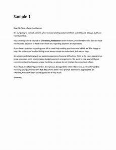 Medical Office Letter Templates Medical Collection Letter Templates At