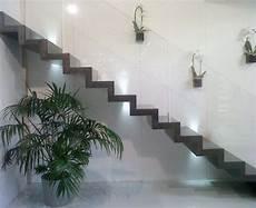 scale interne sospese scale sospese zero structur idee casa progettazione