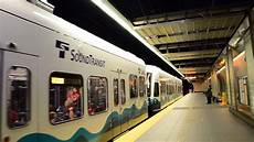 Last Light Rail To Seatac Sound Transit Link Light Rail Seattle Tacoma