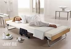 be j bed folding bed with memory foam mattress