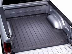 weathertech techliner truck bed mats techliner truck