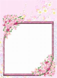 pink transparent flowers png photo frame gallery