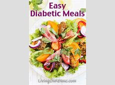 Eat Healthier With These Easy Diabetic Meals