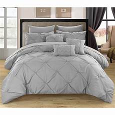 chic home valentina 10 bed in a bag comforter set