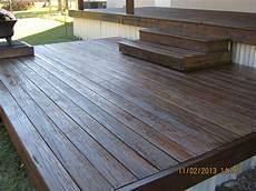 Light Or Dark Deck Stain Deck Staining With A Dark Walnut Stain Yelp