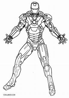 Malvorlagen Ironman Free Printable Iron Coloring Pages For