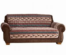 Western Sofa Cover 3d Image by Quilted Western Mustang Furniture Cover By Collections Etc