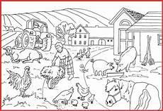 Malvorlagen Zum Ausdrucken Bauernhof Ausmalbilder Bauernhof Mit Tieren Rooms Project