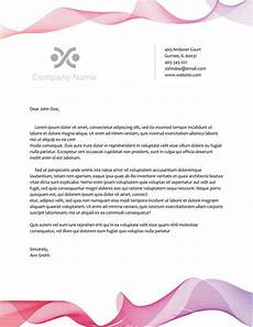 What Are Letterheads 50 Free Letterhead Templates For Word Elegant Designs