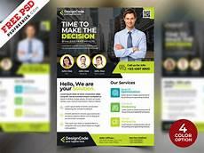 Corporate Flyer Designs Corporate Flyer Design Templates Free Psd Psdfreebies Com