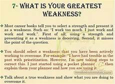Sample Weaknesses For Interview Greatest Weakness Job Interview Resumewritingtemplates