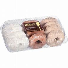 Walmart Donuts The Bakery At Walmart Large Assorted Donuts 18 Oz