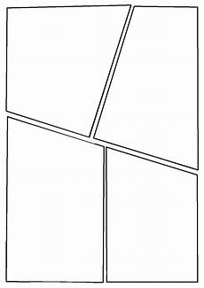 Blank Comic Book Panels Blank Comic Page 2 By C0nn0rman43 On Deviantart
