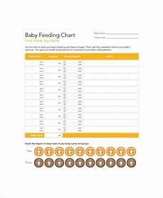 Newborn Baby Weight Chart Template 4 Free Pdf Documents