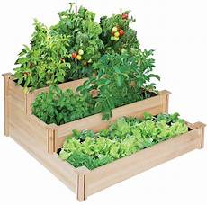 raised garden beds how to build a bed in 4 simple steps