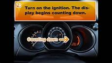 Citroen Ds3 Service Warning Light How To Reset The Service Light Citroėn Ds3 Youtube