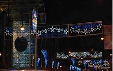 Christmas Lights In Stockton Ca Bbc Tees In Pictures Christmas Lights Up Stockton