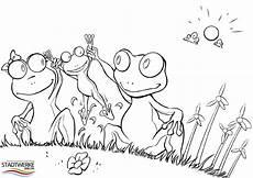 Malvorlage Frosch Im Teich Malvorlage Frosch Ausmalbilder Fur Euch Malvorlagen