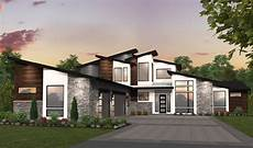 madrid large l shaped modern house plan by stewart