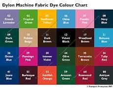 Dylon Dye Colour Chart Will The Dye Stain My Washing Machine Online News