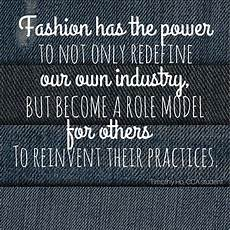 Denim Quotes Designers Tomorrow S Innovators Shaping The Future Of Sustainable
