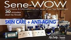 Lipsense Login How To Do A Senegence Skin Care Wow Demo Distributor