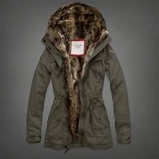 winter coats for abercrombie womens hallie parka womens outerwear eu abercrombie
