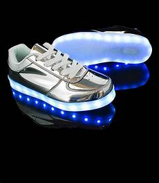 Holographic Light Up Shoes Holographic Light Up Shoes Exclusive Led Hologram Silver