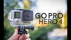 How To Use A Gopro Hero 4 Gopro Hero 4 Black Edition Review With 4k Videos And