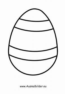 Ausmalbilder Ostern Ei Ausmalbilder Ostern Ausmalbild Osterei Mit Streifen Zum