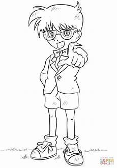 Ausmalbilder Zum Ausdrucken Kostenlos Detective Conan Ausmalbild Detektive Conan Ausmalbilder Kostenlos Zum