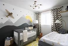 babyzimmer wandgestaltung farbe habitaciones infantiles con papel pintado
