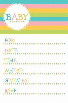 Free Online Baby Shower Invitations Templates Baby Shower Invitation Baby Shower Invite Template