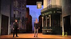 Two One Two Design Highlights From Quot One Man Two Guvnors Quot On Broadway Youtube