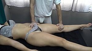 Hot Sex In Massage