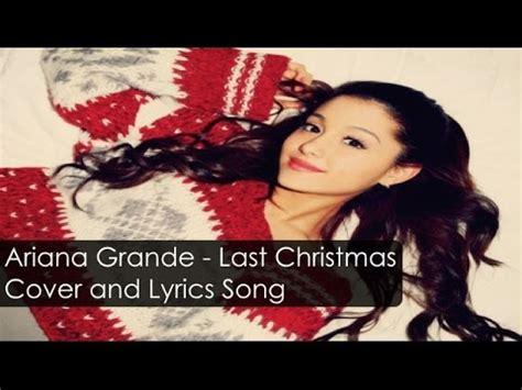download mp3 havana ariana grande 4 47 mb new ariana grande last christmas cover and
