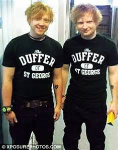 Ed Sheeran: 'Here's a ginger kid who raps with a guitar. That's not good a start'   Daily Mail