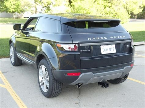land rover hitch will a trailer hitch on a 2012 range rover evoque require