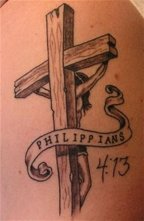 wooden cross tattoos for men 105 beautiful 3d cross