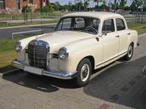 Mercedes Ponton Mercedes Ponton