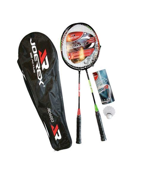 Raket Joerex badminton sady raket www sportplzen cz je e shop s kamennou prodejnou sportovn 237 ch pot蝎eb