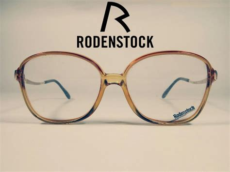 kacamata vintage antik jadul original rodenstock exclusive 315 brown distrokacamata