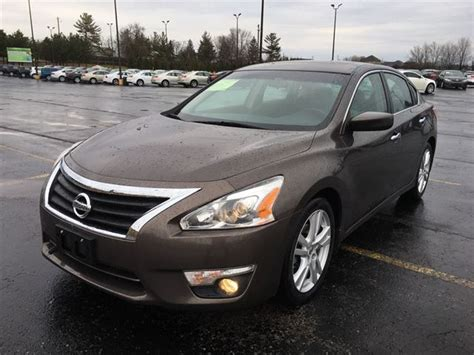 used nissan altima 2013 2013 nissan altima sv cayuga ontario used car for sale