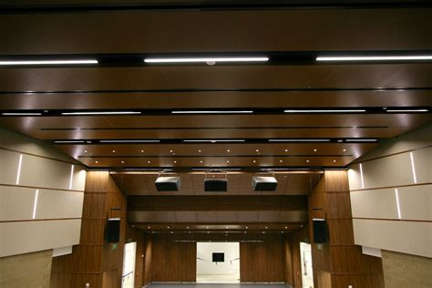 Wood Ceiling Systems by Wood Ceilings And Wall Panels Mauinc