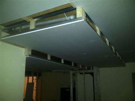 hanging drywall in a basement basement drywall hanging